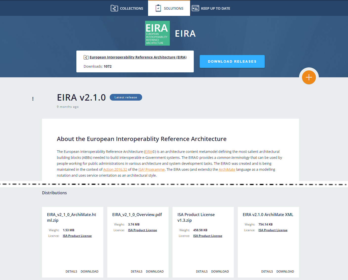 EIRA-solution-example