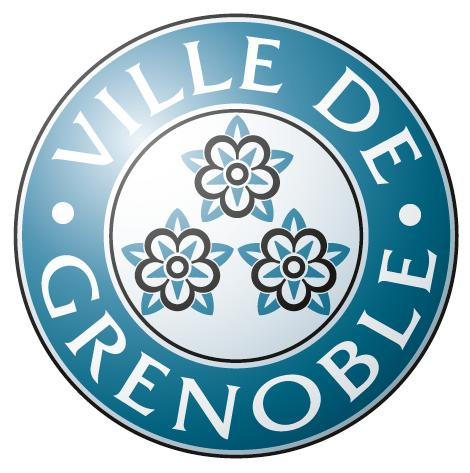 Logo of the city of Grenoble