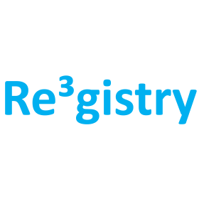 Re3gistry logo