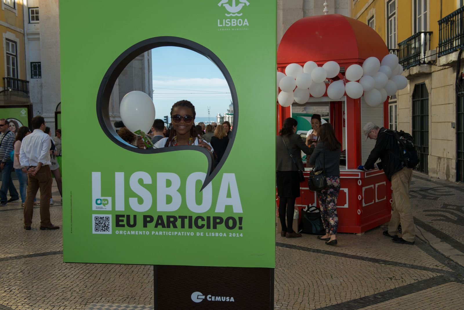 Promoting Lisboa Participa