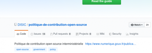 Open Source Observatory (OSOR) | Joinup