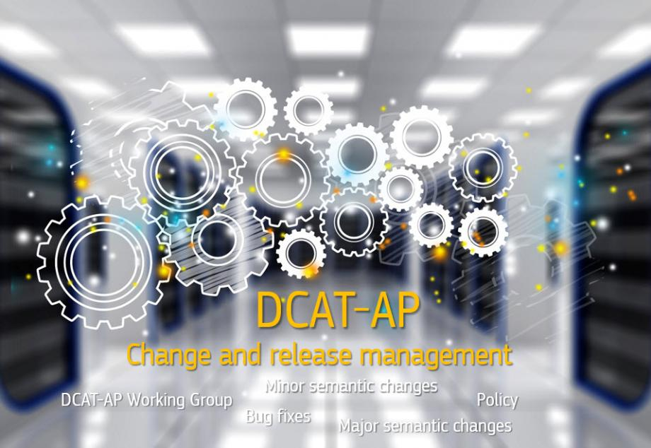 DCAT-AP change and release management policy