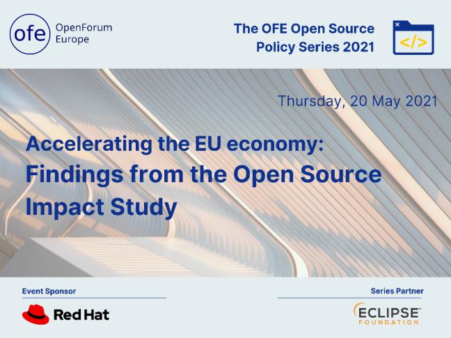 ΟΦΕ - Επιτάχυνση της οικονομίας της ΕΕ: Ευρήματα από τη Μελέτη Επιπτώσεων Ανοιχτού Κώδικα