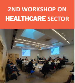 2nd workshop on healthcare sector